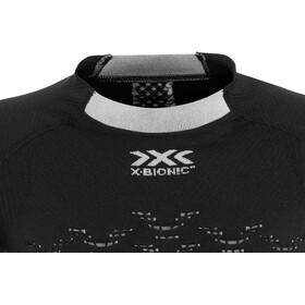 X-Bionic The Trick 4.0 Hardloop T-shirt Dames, black melange